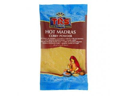 1648 2002238 TRS Hot Madras Curry Pulver 100 Gramm