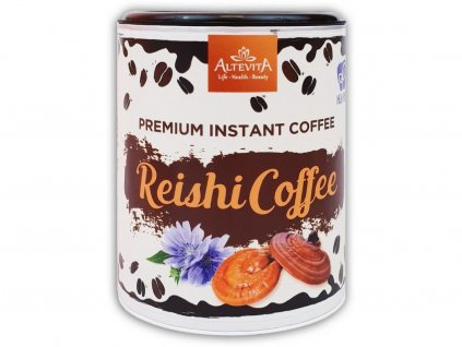 Káva Reishi, 100 g, Altevita