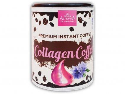 Káva s kolagenem, 100 g, Altevita