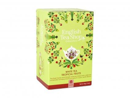 ETS Bílý čaj a tropické ovoce, 20 sáčků