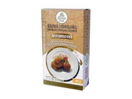 Strouhanka sezamová