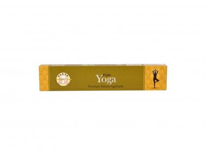 Vonné tyčinky Yoga