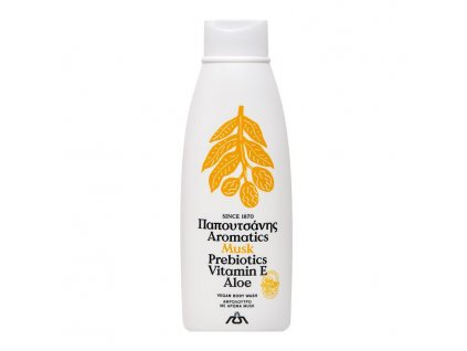 AROMATICS Sprchový gel Musk, 650 ml, Papoutsanis