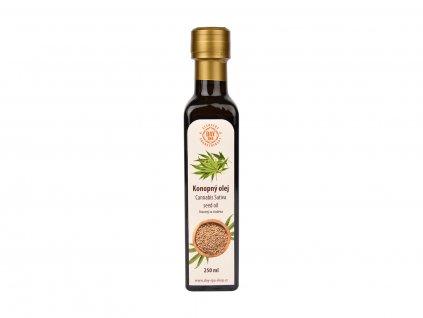 RAW Konopný olej, 250 ml, Day Spa