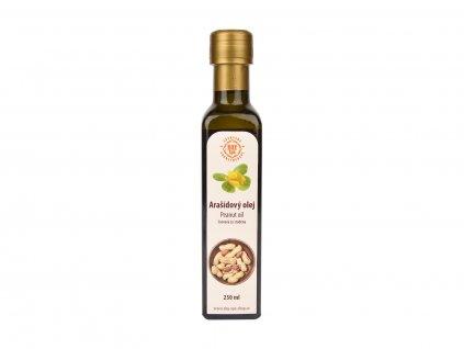 DS Arašídový olej 250ml