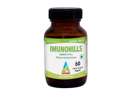 imunohills 60 kapsli