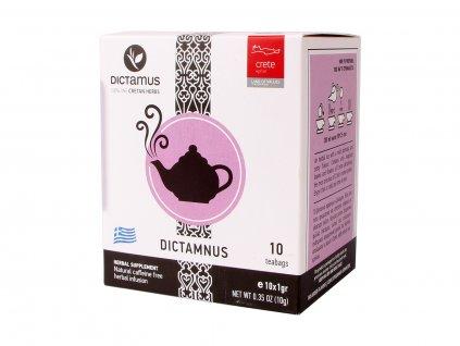 Krétské oregáno čaj, 10 sáčků