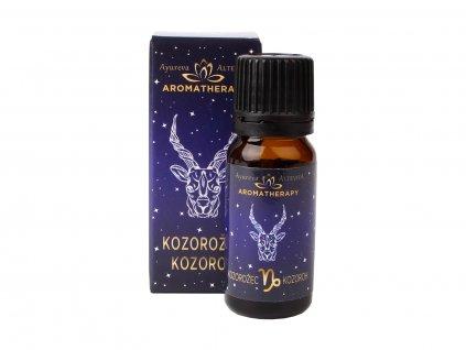 Esenciální olej Zvěrokruh Kozoroh, 10 ml