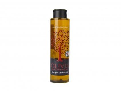 Olivia šampon pro barvené vlasy, 200 ml