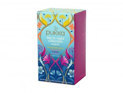 BIO kolekce čajů Od rána do večera, 20 sáčků, Pukka Herbs