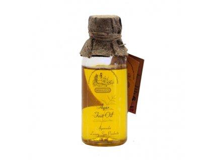 Ayur olej na chodidla – Foot oil, 60 ml, Siddhalepa