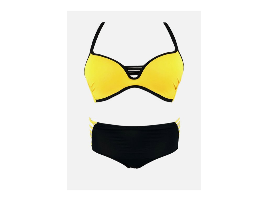 236 damske dvojdielne plavky suncar
