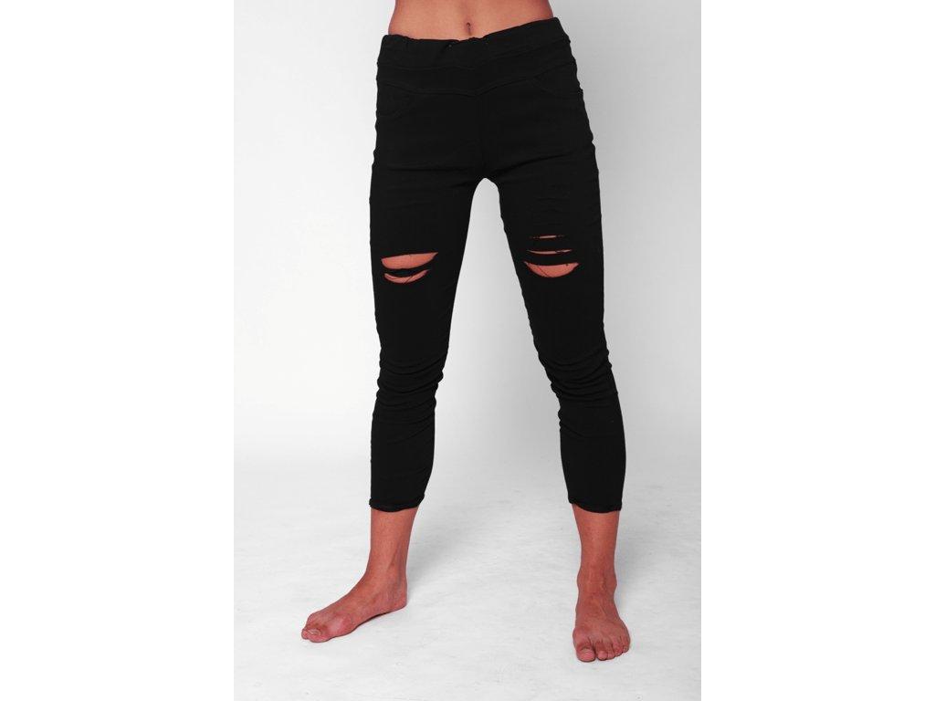 Dámske nohavice SLIDE (Farba Sivá, Veľkosť XL)