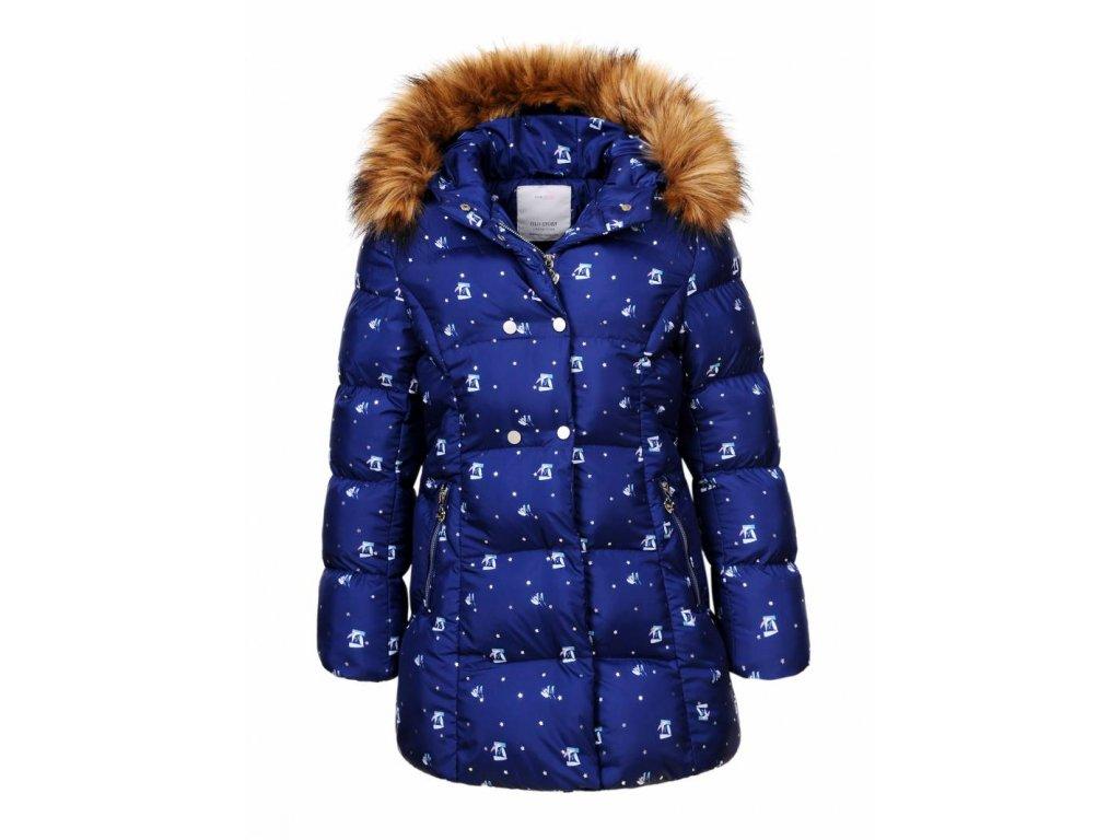 Dievčenská zimná bunda DESTINY (Farba Ružová, Veľkosť 152/158)