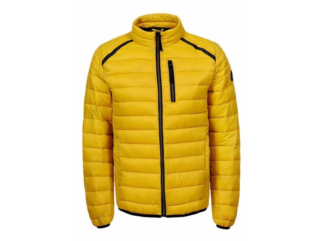 Pánska bunda WERDE (Farba Žlta, Veľkosť S)