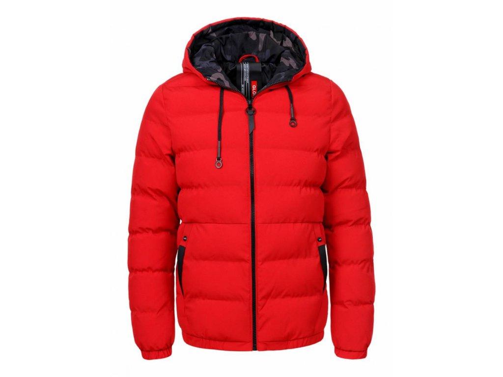 Pánska zimná bunda KIRK (Farba Čierna, Veľkosť XL)