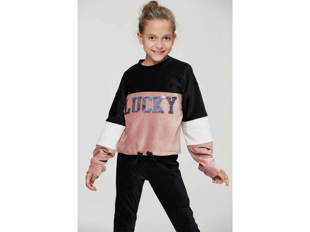 girls long sleeve pullover