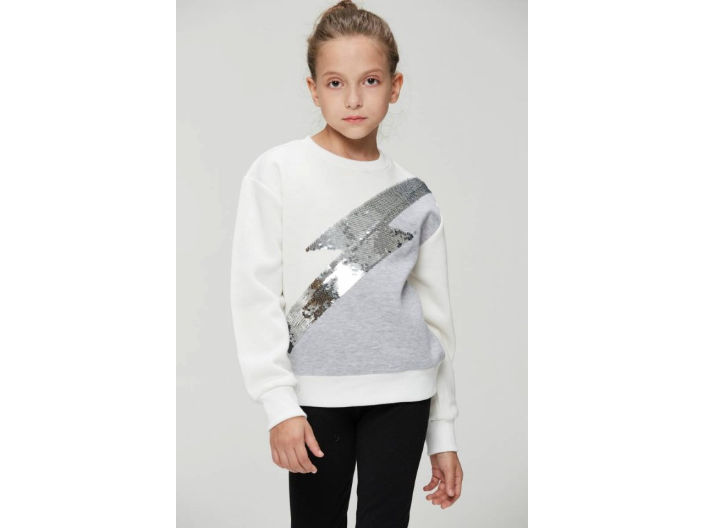 girls knitted pullover