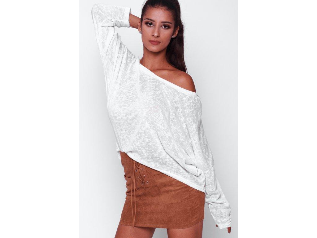 Biela košeľa elegance01