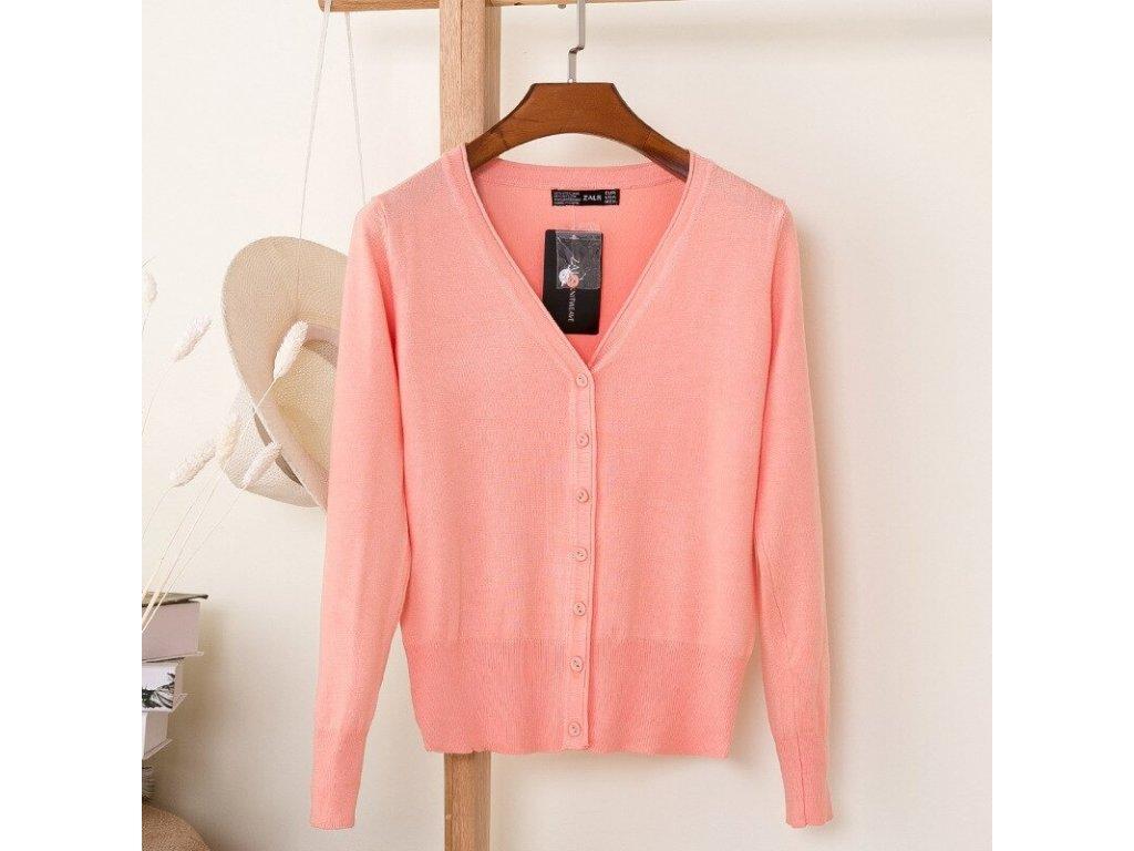 oranžová damsky sveter sveter 2017 novy moda jese variants 6