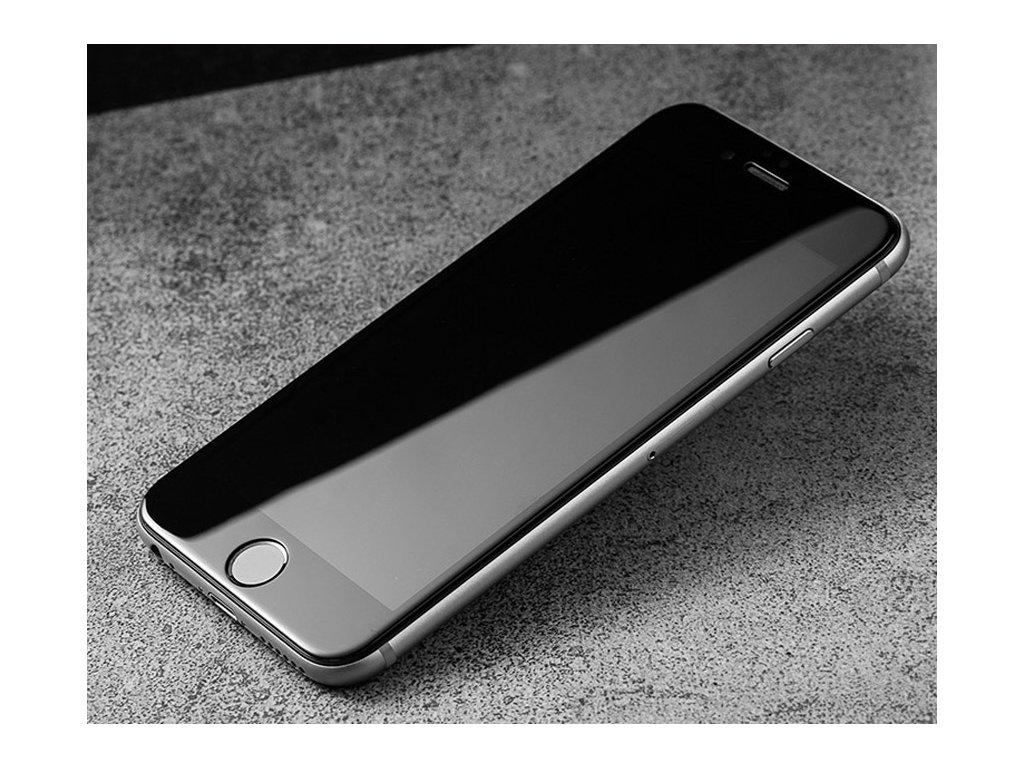 1019 4d tvrdene sklo pre iphone iphone 6 farba cierna