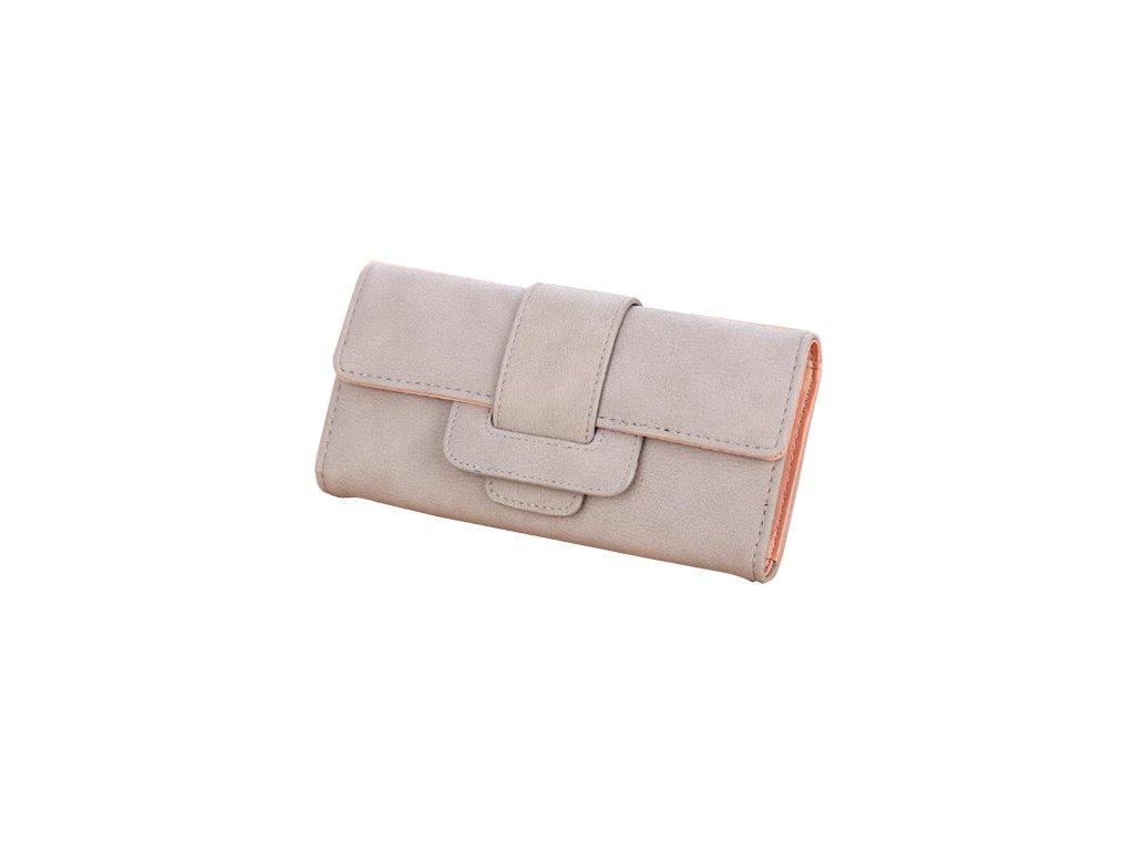 Dámska peňaženka veľká (Farba Svetlozelená)