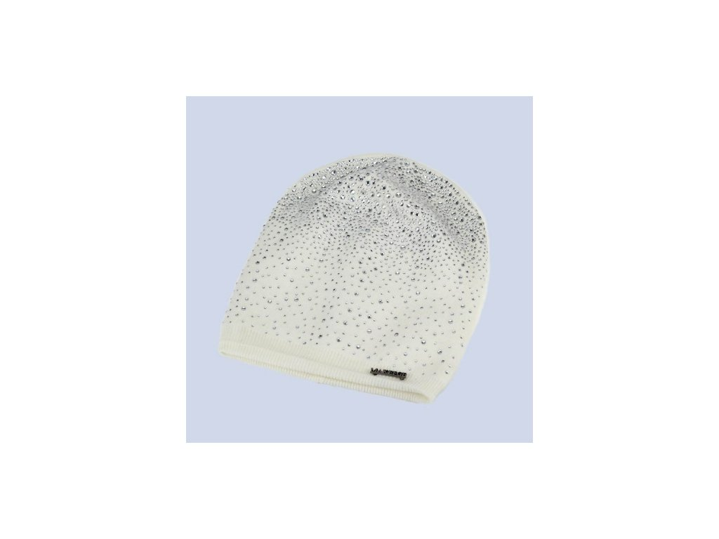 1712 damska zimna ciapka so vzorom 9 farieb farba biela