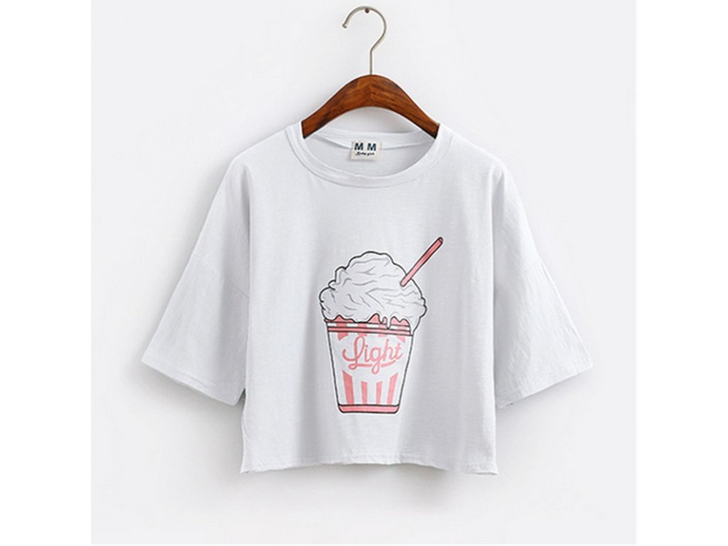 2243 damske stylove tricko so zmrzlinou