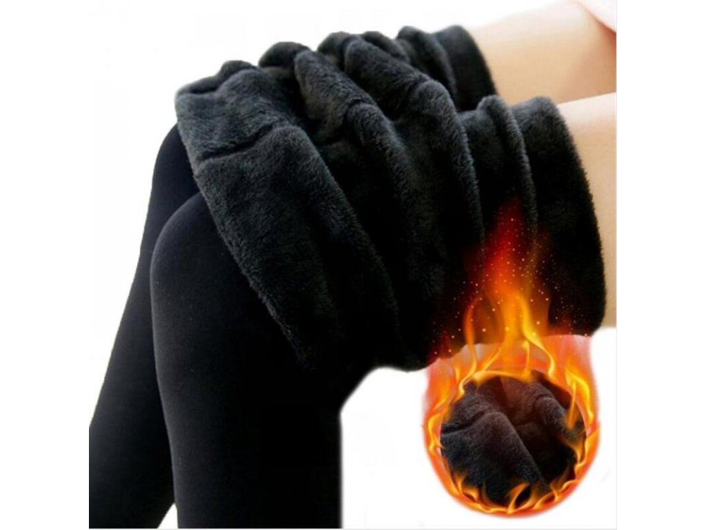 K018 čierna zimne leginy pletene zamatove lezerne le variants 0
