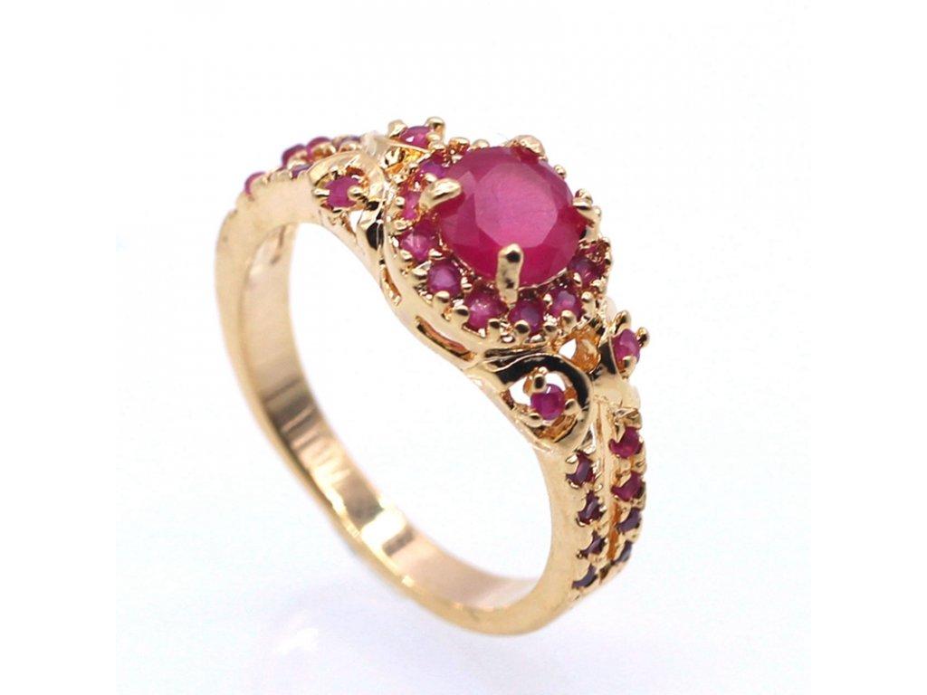 2600 damsky prsten so zirkonmi