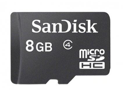 22547 micro sd karta sandisk citacka 16 gb a 32 gb velkost 16gb