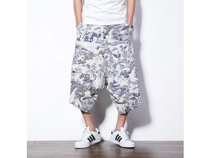 25325 panske haremove nohavice varianta 1 velkost xxs
