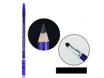 30317 ceruzka na obocie obojstranna farba cierna