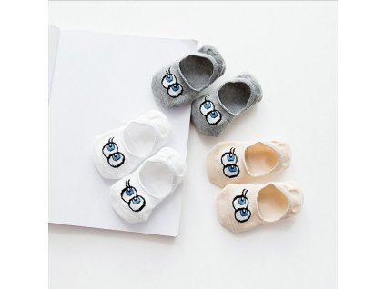 38315 roztomile detske ponozky 3 pary velkost 0 2 roky