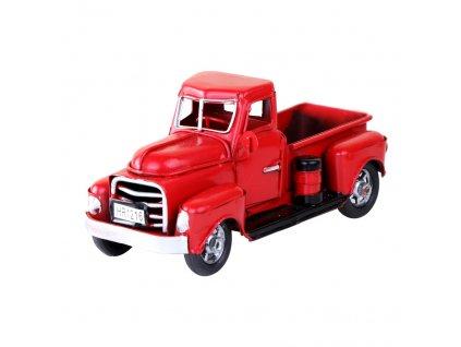 48005 vianocne dekoracie auto truck