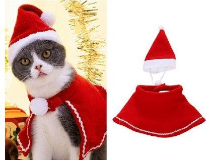 48542 vianocne saty pre macku alebo psa