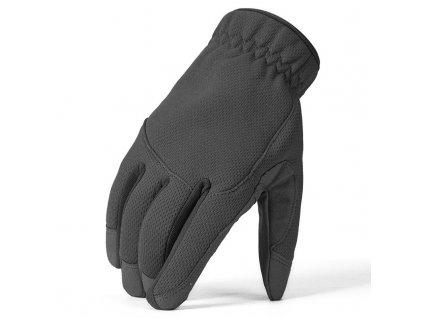 49295 panske multifunkcne rukavice farba cierna velkost l