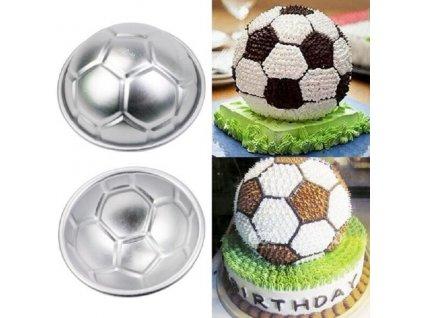 54572 forma na tortu futbalova lopta 2 ks