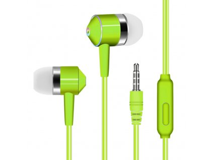 7 8 Colors Sport EarphoneWired Super Bass 3 5mm Crack Colorful Headset Earbud with Microphone Hands Free