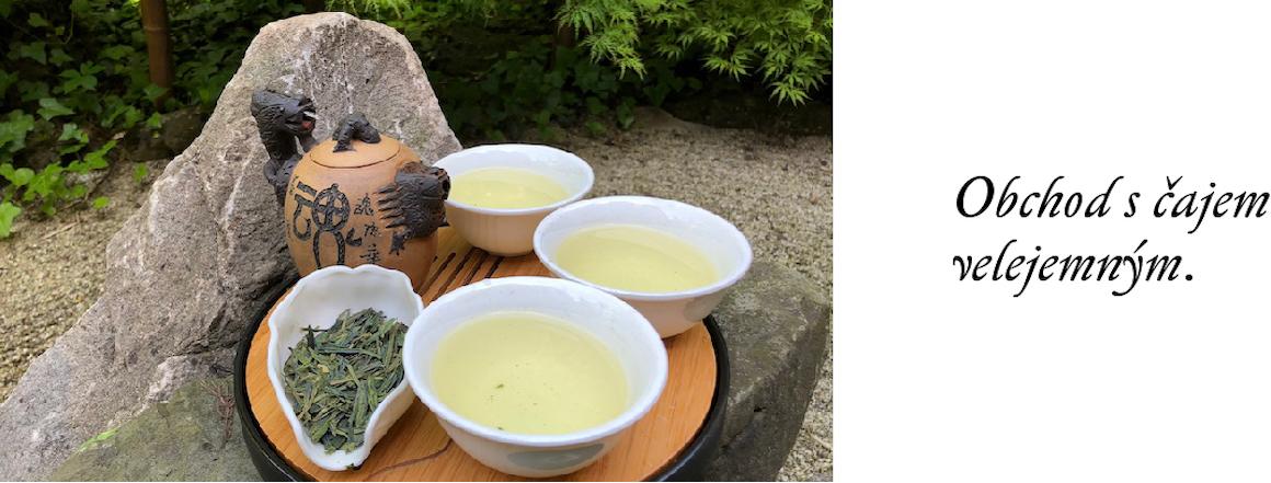Obchod s čajem velejmným