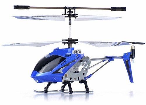 Mini vrtuľníky
