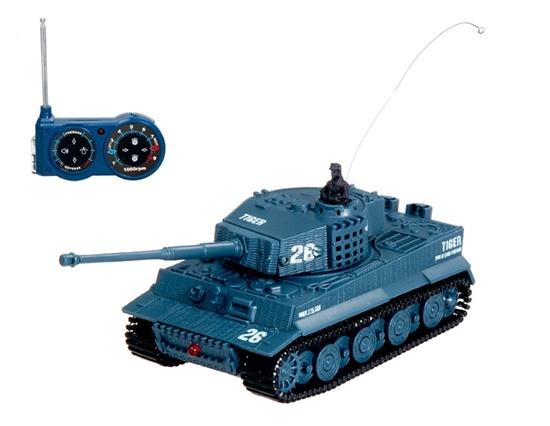 RC mini tanky