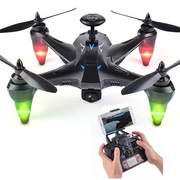 Drony s GPS