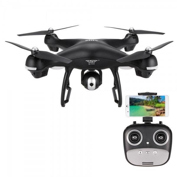 Drony s FPV prenosom videa