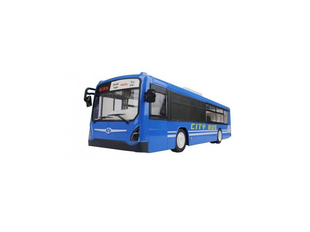 Mestský autobus na diaľkové ovládanie