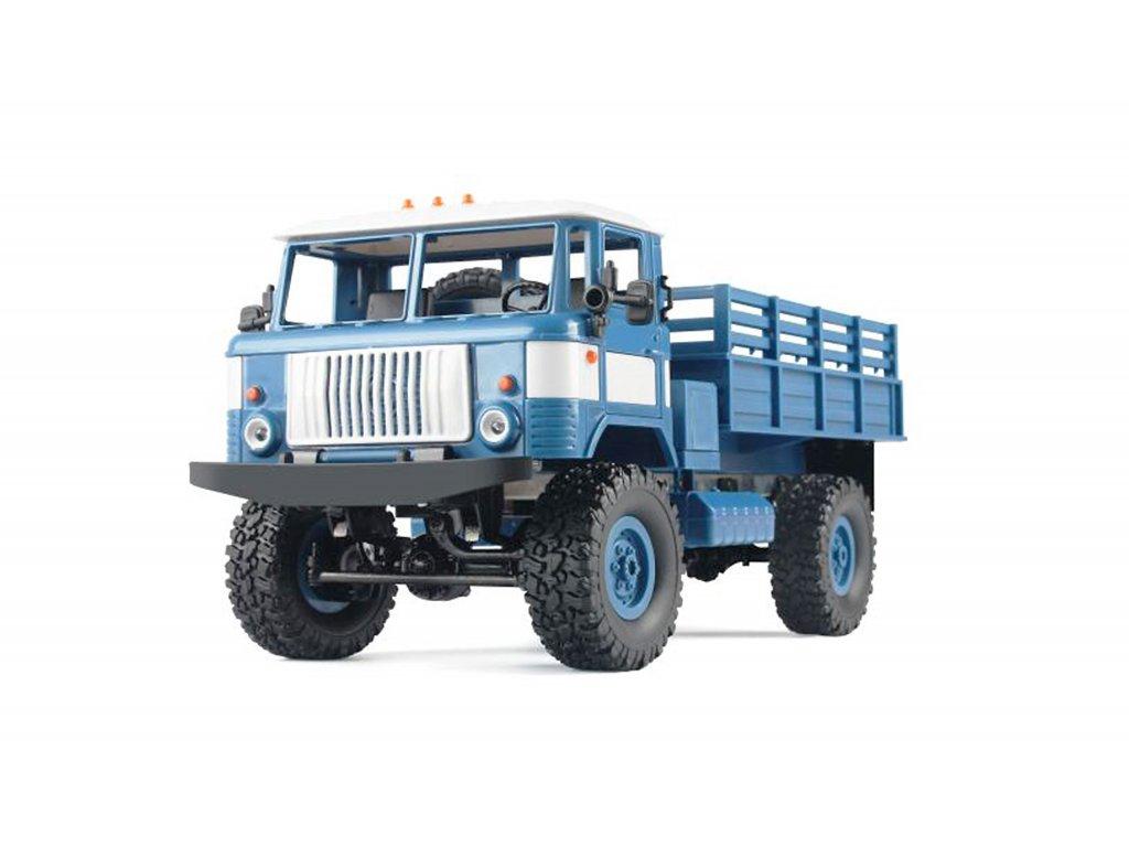 RC nákladné auto GAZ-66 4x4 modrá