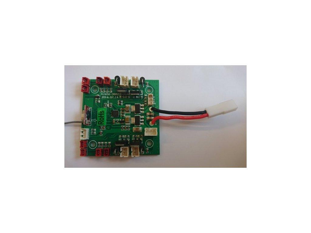 Základná doska PCB pre dron Lily U-FLY