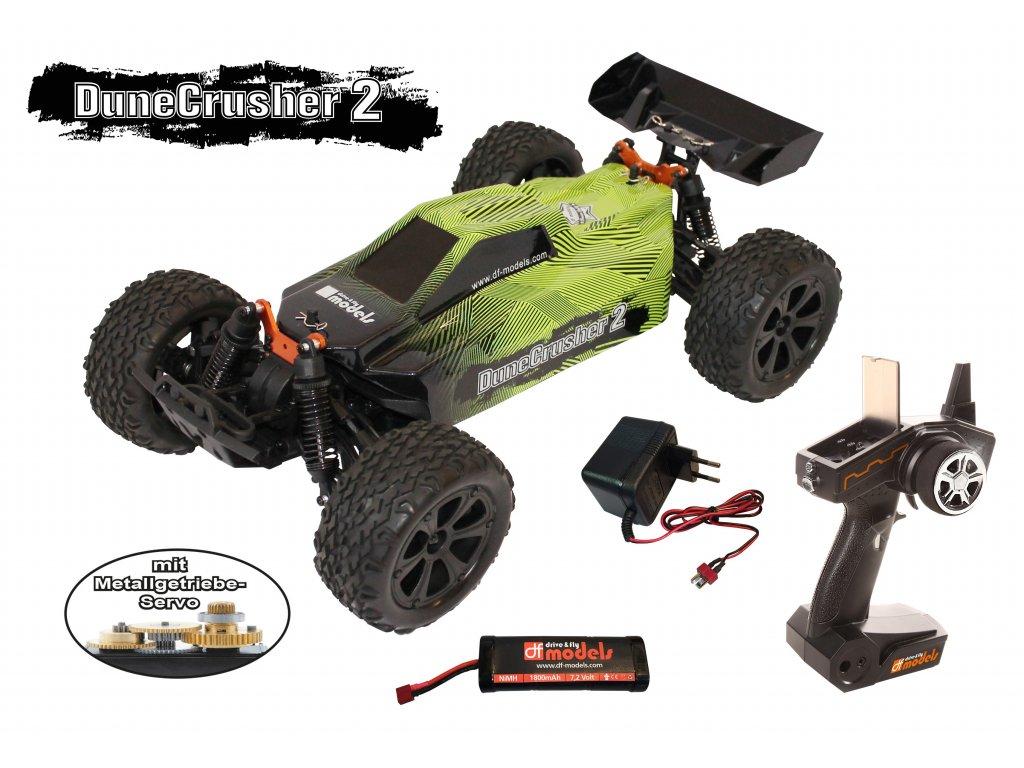 RC auto DuneCrusher 2 - Brushed RT