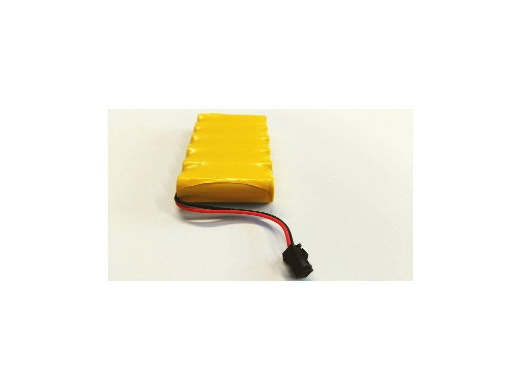 Náhradný akumulátor pre RC autá 2000 mAh 7,2V Nimh
