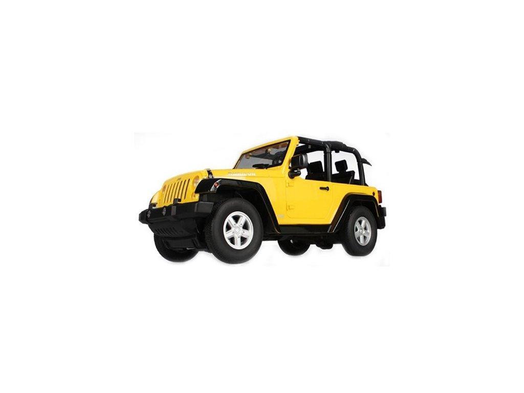 Jeep Wrangler Rubicon 1: 9, 27mHz